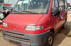Clean Foreign used 2001 Fiat Ducato