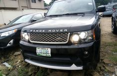 Nigeria Used Land Rover Range Rover Vogue 2013 Model