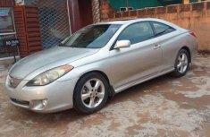Neat Nigerian used Toyota Solara 2006