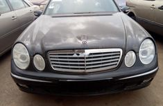 Very Clean Foreign used Mercedes-Benz E320 2004