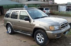 Clean Nigerian used 2004 Nissan Pathfinder