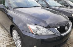 Neat Foreign used Lexus IS 2006