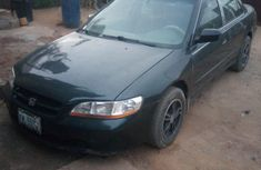 Foreign Used Honda Accord Baby Boy 2000 Model Green