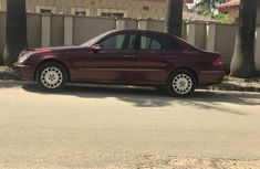Neat Nigerian Used Mercedes Benz E320 2005