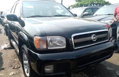 Foreign Used Nissan Pathfinder 2005 Model Black for Sale