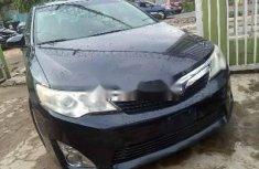 Nigeria Used Toyota Camry 2012 Model Black