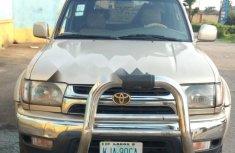 Neat Nigerian used 2002 Toyota 4-Runner