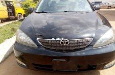 Nigeria Used Toyota Corolla 2015 Model Black
