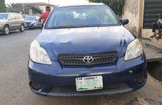 Neat Nigerian used Toyota Matrix 2007