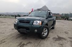 Clean Foreign used Nissan Frontier 2001