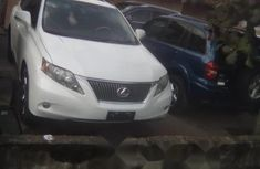 Foreign Used Lexus RX 2012 Model White
