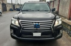 Neat Foreign used 2014 Lexus LX