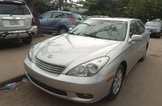Foreign Used Lexus ES 2004 Model Silver
