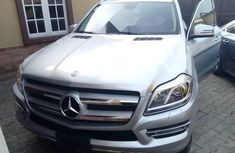 Clean Foreign used 2014 Mercedes-Benz GL-Class