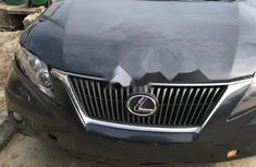 Clean Nigerian used Lexus RX 2011