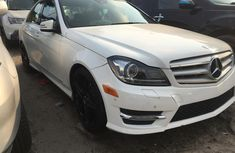 Foreign Used Mercedes-Benz C300 2014 Model White