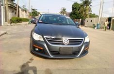 Foreign Used Volkswagen CC 2010 Model Gray