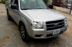 Nigeria Used Ford Ranger 2008 Model Silver