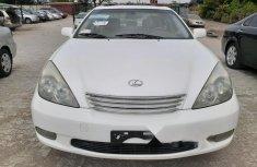 Foreign Used Lexus ES 2003 Model White