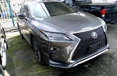 Clean Foreign used 2017 Lexus RX