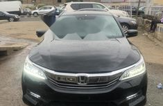 Clean Foreign used Honda Accord 2017