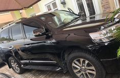 Clean Nigerian used 2012 Toyota Land Cruiser