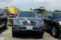Clean Nigerian used Lexus RX 2013