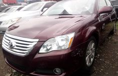 Super Clean Foreign used 2008 Toyota Avalon