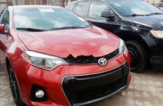 Super Clean Foreign used 2015 Toyota Corolla