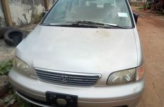 Foreign Used Honda Odyssey 1997 Model Silver