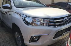 Foreign used Toyota Hilux 2018 Model