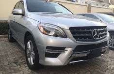 Clean Foreign used ML 350 2014