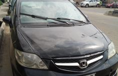 Nigerian used Honda civic 2005 Model