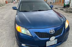 Nigeria Used Toyota Camry Sport 2008 Model Blue