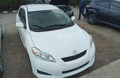 Clean Foreign used Toyota Matrix 2011
