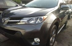 Foreign Used Toyota RAV4 2015 Model Gray
