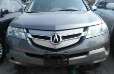Foreign Used Acura MDX 2008 Model Pearl