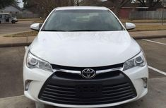 Foreign Used Toyota Camry 2017 Model White