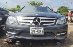 Foreign Used Mercedes-Benz C300 2009 Model Gray