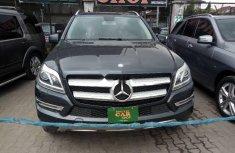 Clean Nigerian used Mercedes-Benz GL-Class 2013
