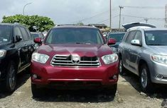Super Clean Foreign used Toyota Highlander 2008