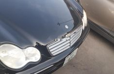 Nigeria Used Mercedes-Benz C280 2006 Model Black