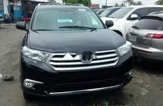 Clean Foreign used 2011 Toyota Highlander
