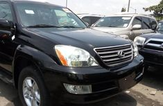 Very Clean Foreign used Lexus GX 2007