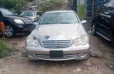 Very Clean Foreign used 2006 Mercedes-Benz C240