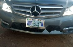 Super Clean Nigerian used 2012 Mercedes-Benz C250