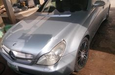 Nigeria Used Mercedes-Benz CLS 2008 Model Silver