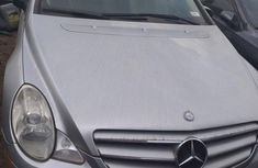 Foreign Used Mercedes-Benz R-Class 2008 Model Silver