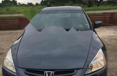 Foreign Used Honda Accord 2005 Model Gray