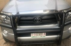 Foreign Used Toyota Tacoma 2008 Model Silver